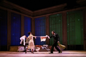 Montana Repertory Theatre's  The Great Gatsby Sunday, April 12, 2015 at 3pm at Brooklyn Center for the Performing Arts