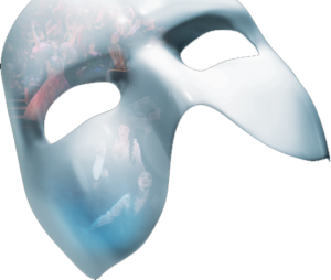 The Phantom of the Opera logo from http://www.thephantomoftheopera.com/