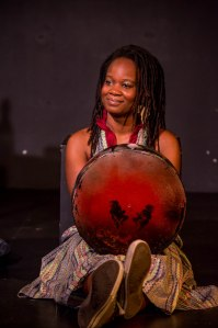 Tanya Tawengwa in a photo by Donnell Culver