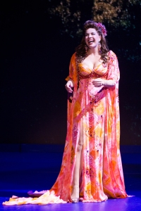 Laurie Wells in <b>Trip Of Love</b>, Photo by Matthew Murphy