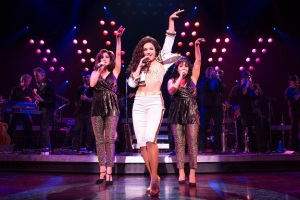 Linedy Genao, Ana Villafane & Jennifer Sanchez in !On Your Feet! (c) Matthew Murphy