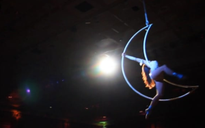 Amanda Mponlive: Rockitaerials presents the New York City Premiere of Circo de la Luna