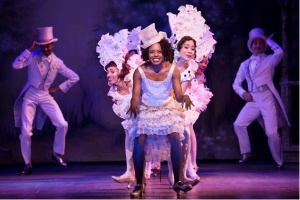 "Adrienne Warren and company perform ""I'm Just Wild About Harry"" © Julieta Cervantes"