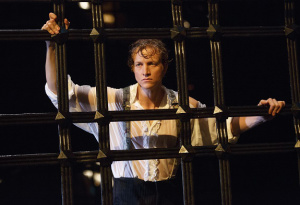 "A scene from ""The Phantom of the Opera,"" Jeremy Hays – Solo ""Final Lair"" in a photo by Joan Marcus."