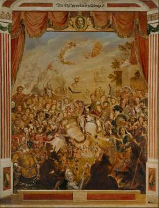 1. George_Cruikshank_-_The_First_Appearance_of_William_Shakespeare_on_the_Stage_of_the_Globe_Theatre_-_Google_Art_Project