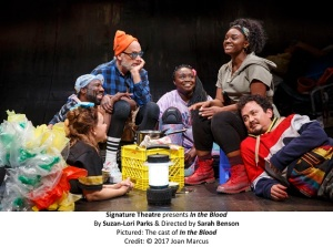 In the Blood By Susan Lori Parks Directed By Sarah Benson